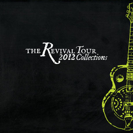 """Revival Tour - 2012 Collections"" - CD"
