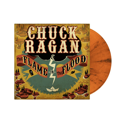 """The Flame In The Flood"" 180 gram LP + Digital Download"