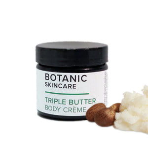 TRIPLE BUTTER BODY CRÈME - SKIN SOOTHING FORMULA