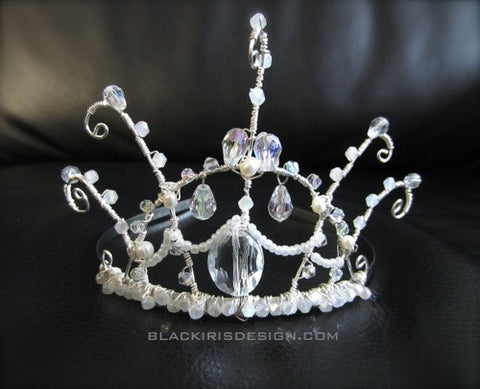 Ice Queen Bridal Tiara