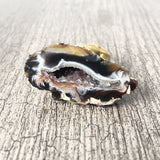 Agate Geode Ring