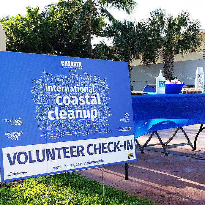 Giving Back to Keep our Beaches Beautiful