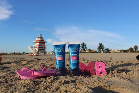 MB Suncare Goes Pink!