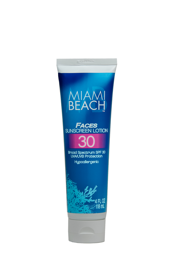 Faces Sunscreen Lotion Broad Spectrum SPF 30