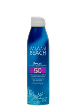 Sport Sunscreen Spray Broad Spectrum SPF 50