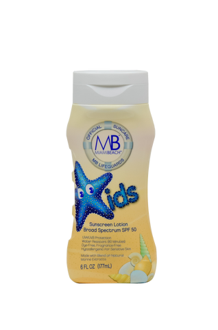 MB Kids Sunscreen Lotion, SPF 50