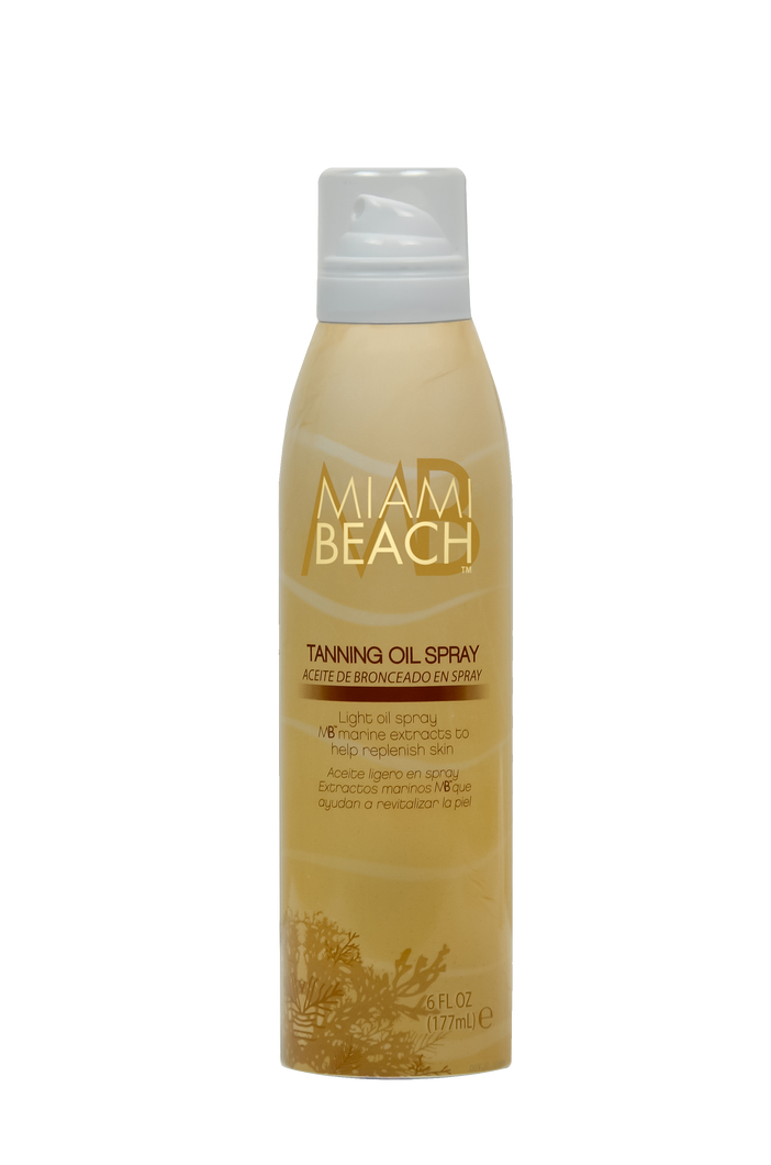 Tanning Oil Spray