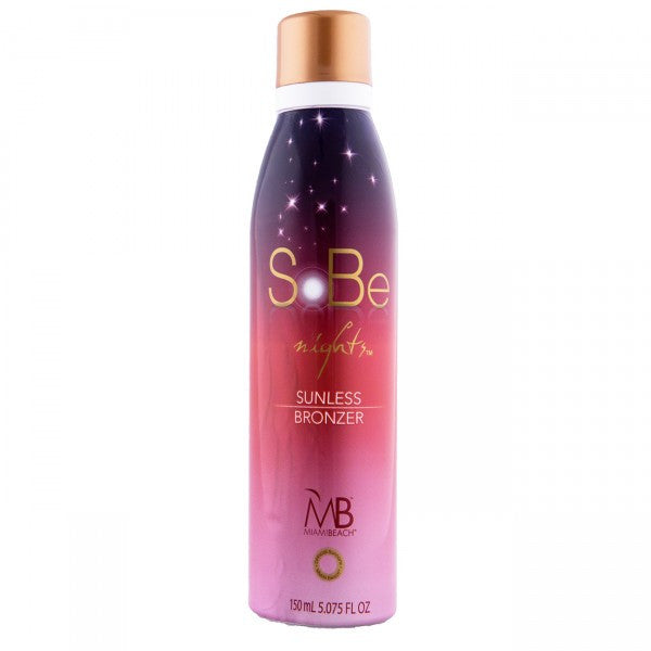 SoBe Nights Sunless Bronzer Spray