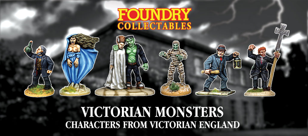 FC04 - Victorian Monsters