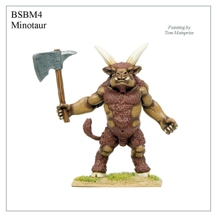 BSBM004 - Giant Minotaur with Axe 2