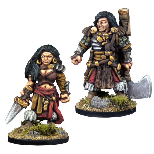 TY1 - The Warmaster And Blade Wife