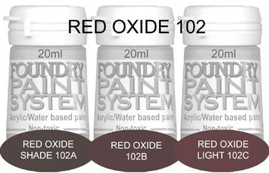 COL102 - Red Oxide