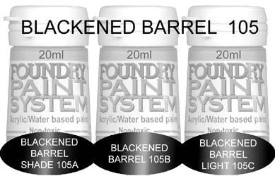 COL105 - Blackened Barrel
