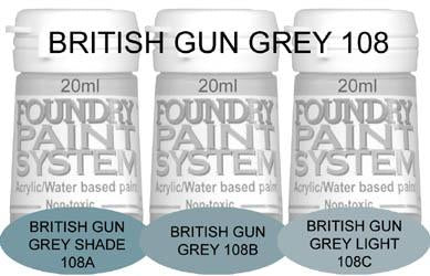 COL108 - British Gun Grey