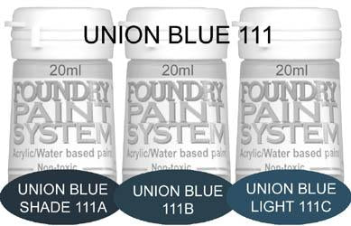 COL111 - Union Blue