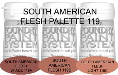 COL119 - South American Flesh