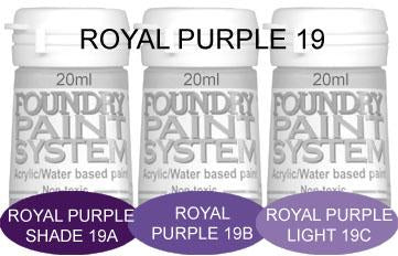 COL019 - Royal Purple