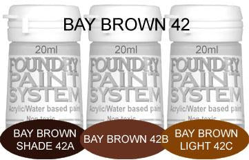 COL042 - Bay Brown