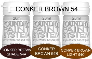 COL054 - Conker Brown