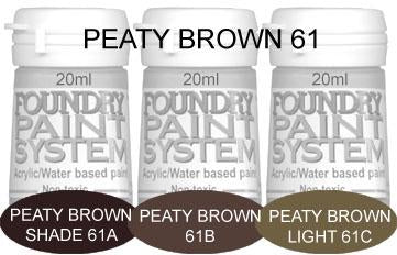 COL061 - Peaty Brown