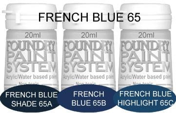 COL065 - French Blue