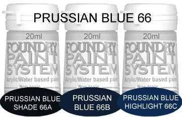 COL066 - Prussian Blue