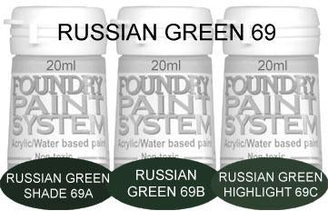 COL069 - Russian Green