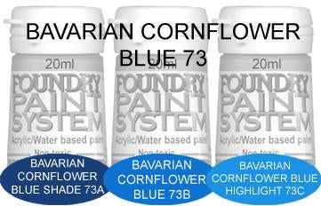 COL073 - Bavarian Cornflower Blue