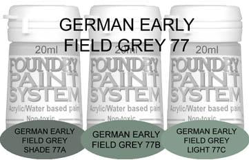 COL077 - German Early Field Grey