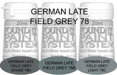 COL078 - German Late Field Grey