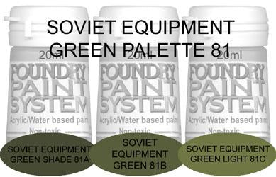 COL081 - Soviet Equipment Green
