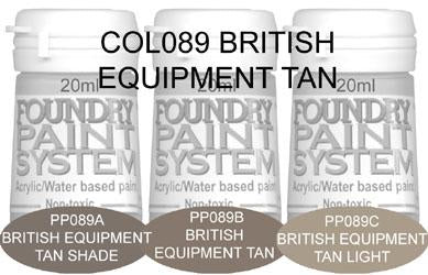COL089 - British Equipment Tan