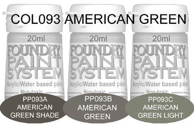 COL093 - American Green