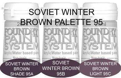 COL095 - Soviet Winter Brown