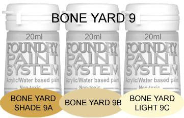 COL009 - Bone yard