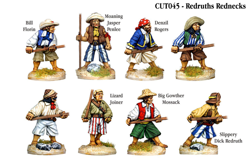 CUT045 - Redruths Rednecks
