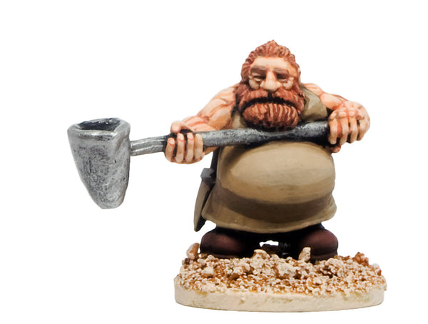 ND23 - Dwarven Blacksmiths
