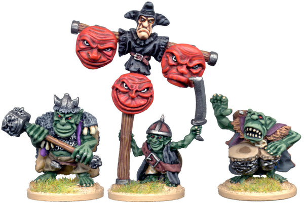 GOB002 - Goblin Warriors Command