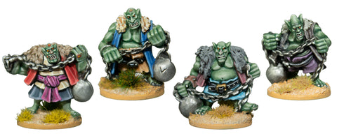 GOBEX1 - Goblin Extremists With Ball & Chain