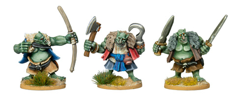 GOBEX2 - Goblin Extremists With Mixed Weapons