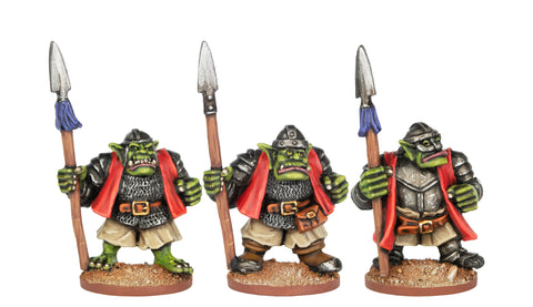 ORCP503 - Armoured Orcs With Pikes