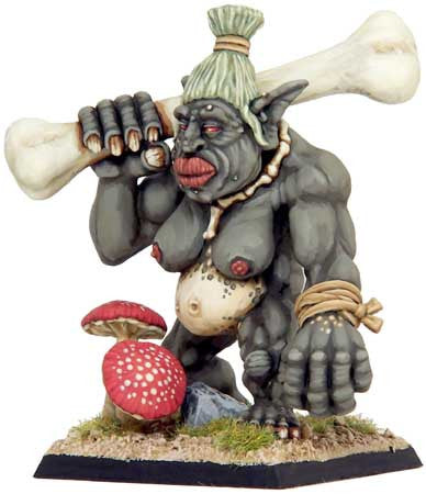 Magog the Malevolent Troll