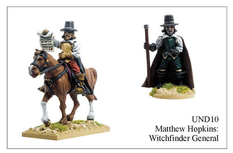 UND010 - Matthew Hopkins the Witchfinder General