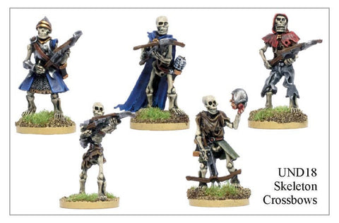 UND018 - Skeletons With Crossbows