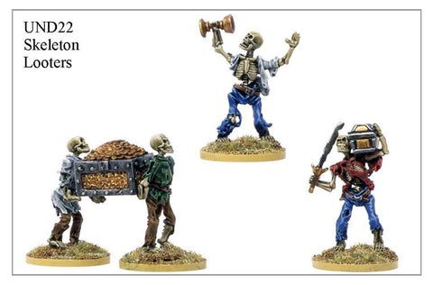 UND022 - Skeleton Looters