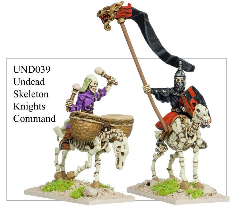 UND039 - Skeleton Knights Command