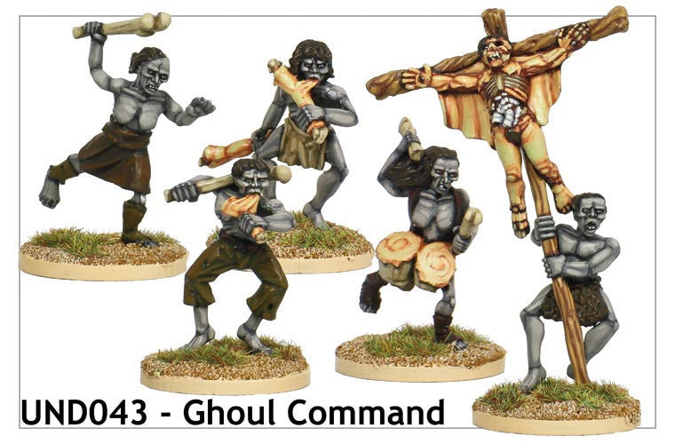 UND043 - Ghoul Command