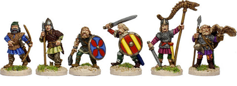 WA003 - Ex Citadel Barbarian Warriors