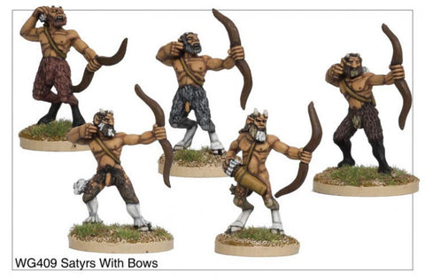 WG409 - Satyrs with Bows