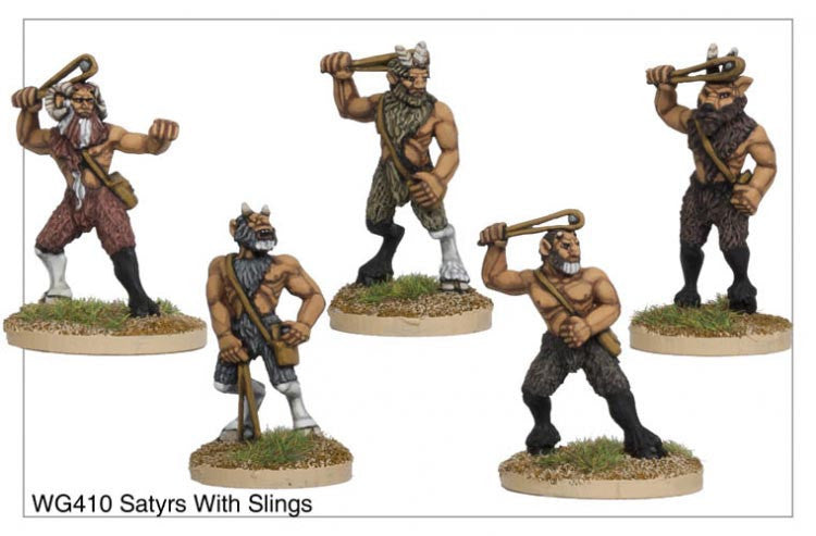 WG410 - Satyrs with Slings